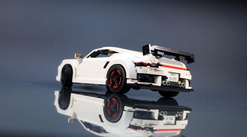Brick Pic Of The Day 10295 Porsche 911 Alternate Build Featured