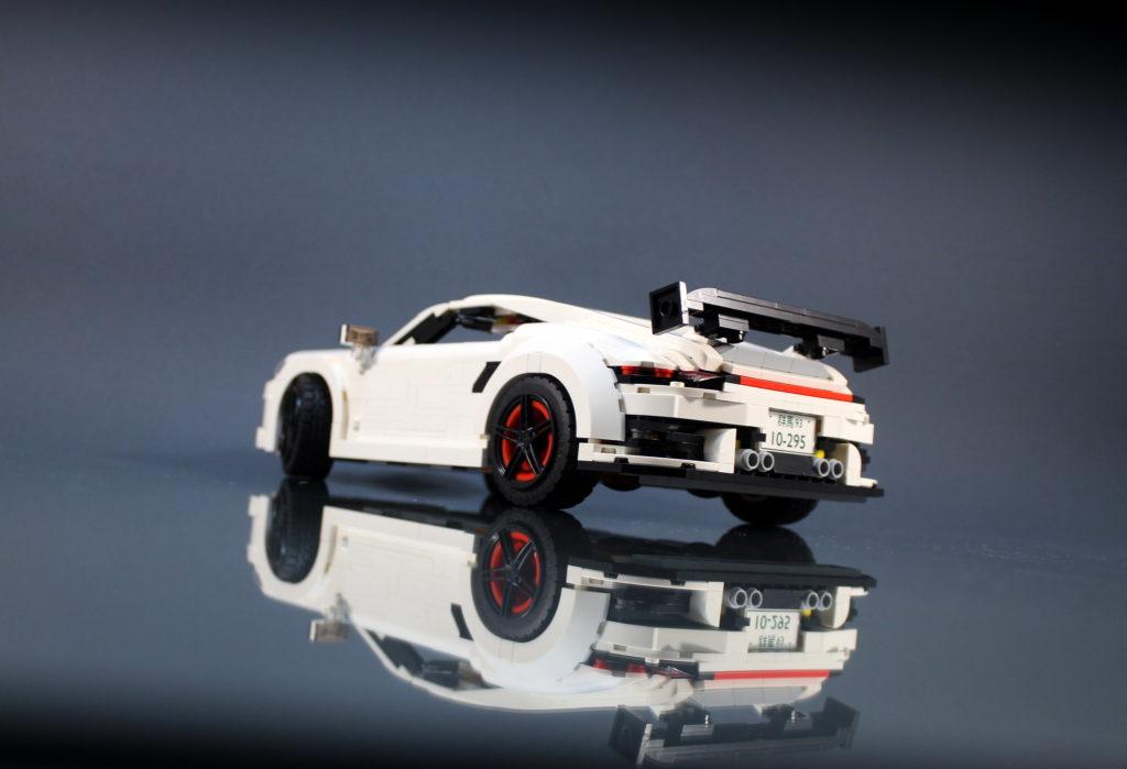 Brick Pic of the Day 10295 Porsche 911 alternate build