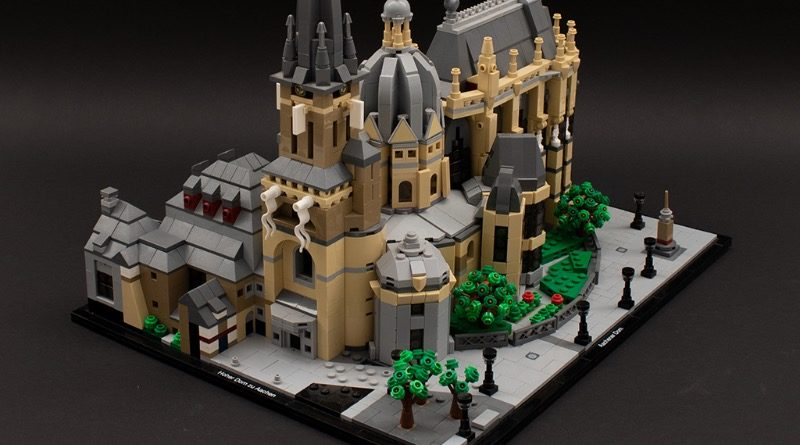 Brick Pic of the Day Aachen Burg featured
