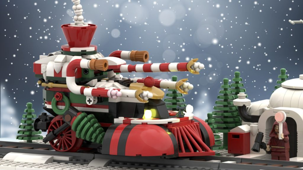 Brick Pic Of The Day Advent AAT