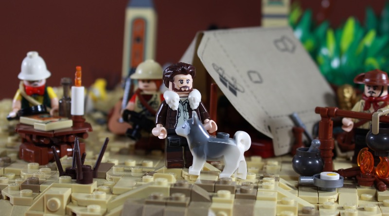 Brick Pic Of The Day Adventurers Redux Featured