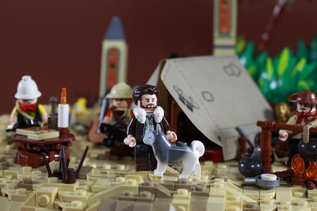 Brick Pic Of The Day Adventurers Redux
