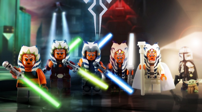 Brick Pic Of The Day Ahsoka Featured