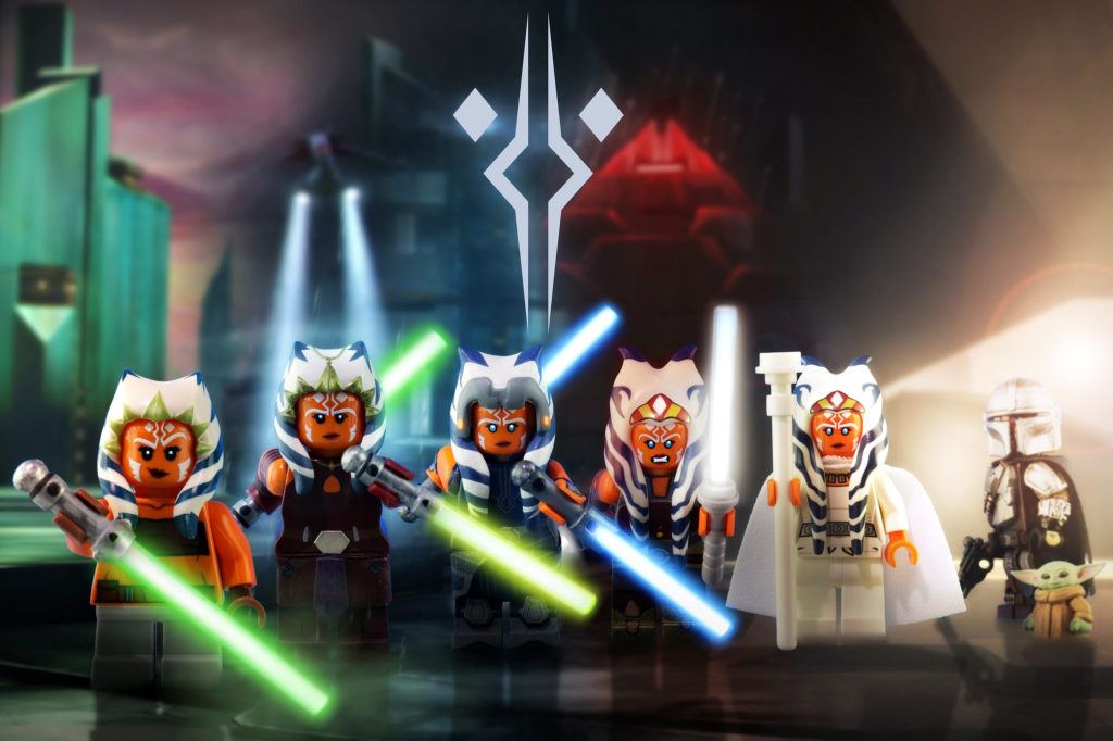 Brick Pic Of The Day Ahsoka