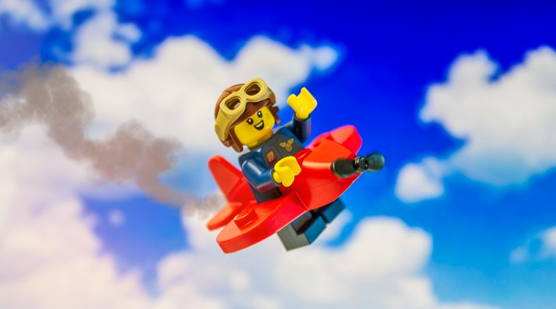 Brick Pic Of The Day Amelia Earhart Tribute Featured