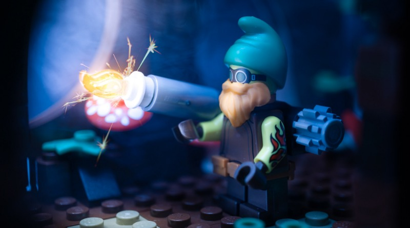 Brick Pic Of The Day Artificer Artillerist Featured