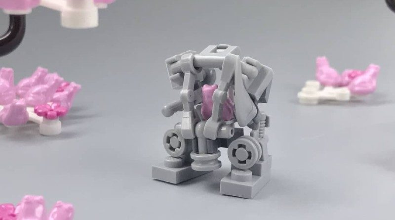 Brick Pic of the Day Battle Frog featured