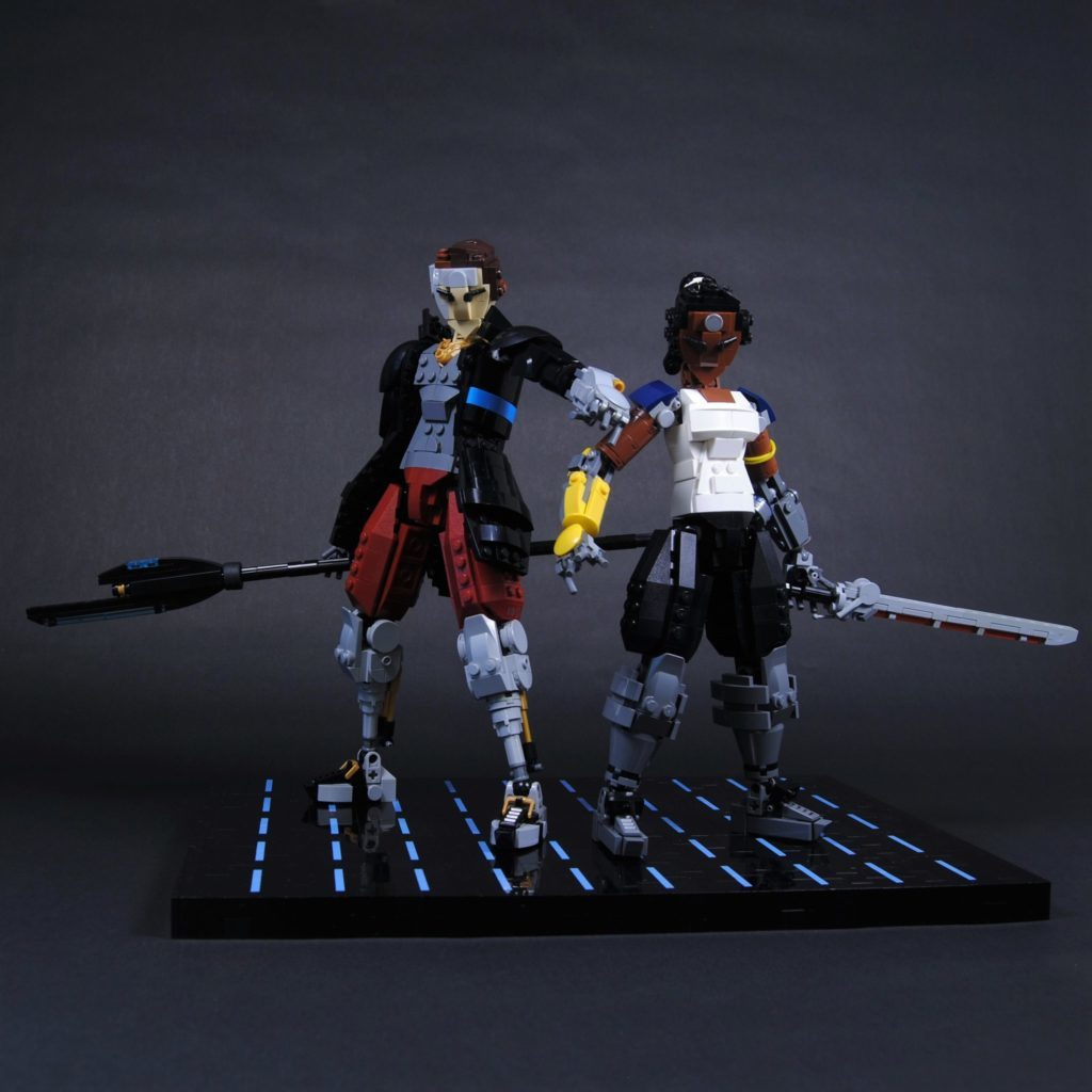 Brick Pic Of The Day Cyber Punks 1024x1024