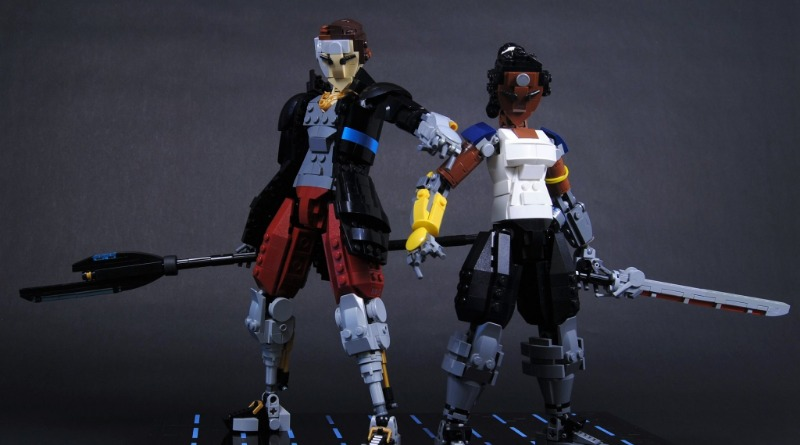 Brick Pic Of The Day Cyber Punks Featured