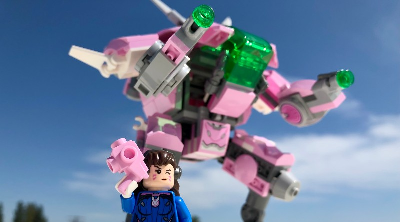 Brick Pic Of The Day D.va Featured