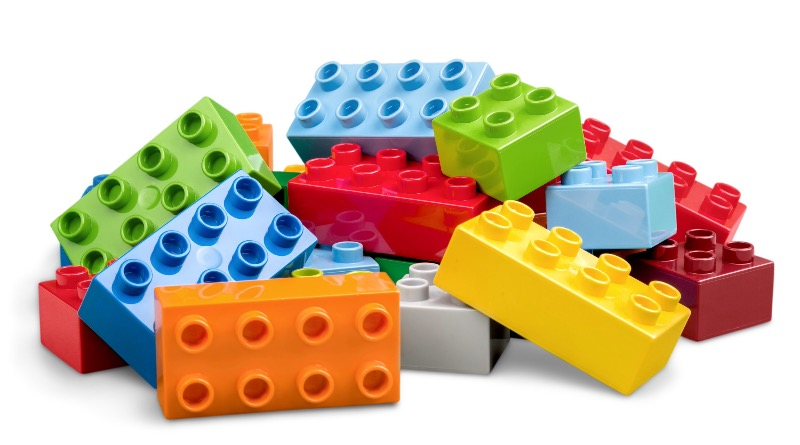 Brick Pic Of The Day DUPLO Close Up Featured