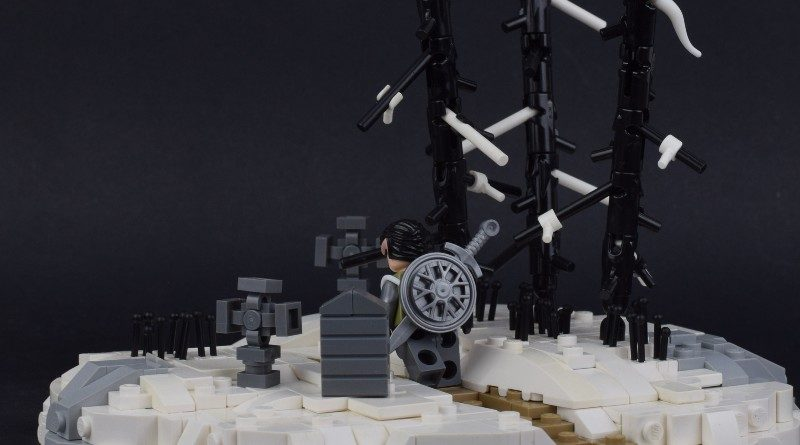 Brick Pic of the Day Dark Forest featured
