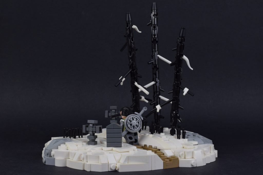 Brick Pic of the Day Dark Forest