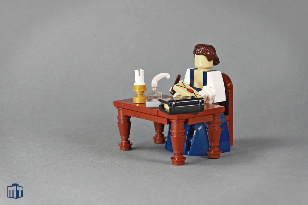 Brick Pic Of The Day Desk Nostalgia