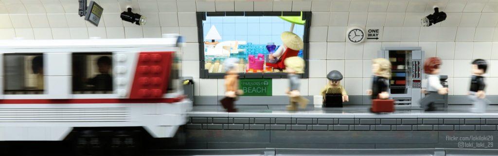 Brick Pic Of The Day Escape