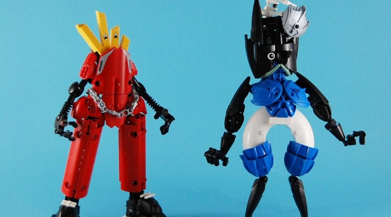 Brick Pic of the Day Fishan and Chippy featured