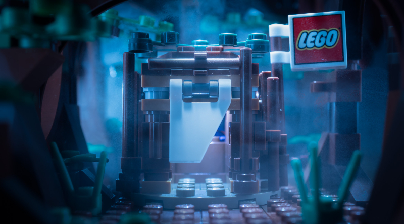 Brick Pic Of The Day Fort LEGO Featured