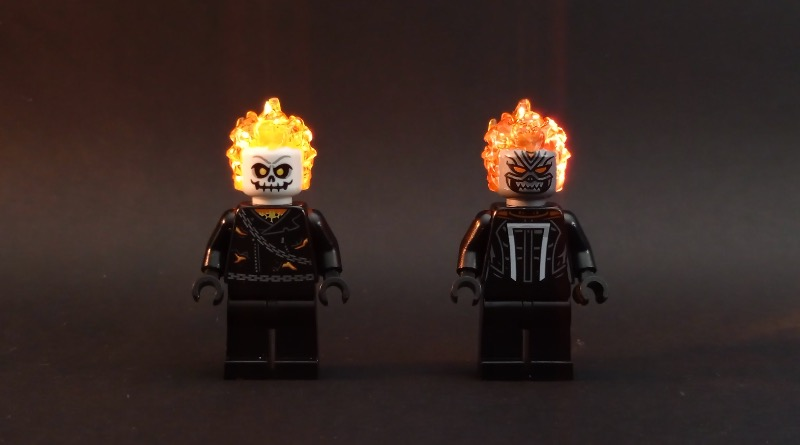 Brick Pic Of The Day Ghost Riders Featured