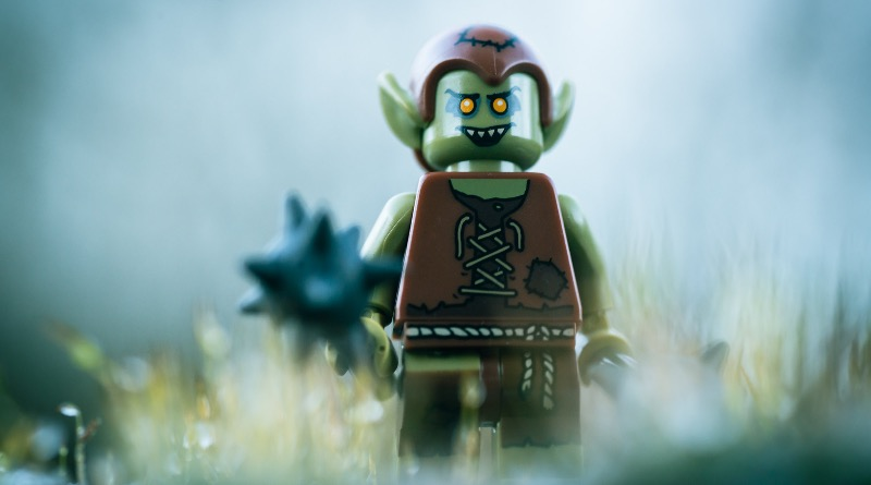 Brick Pic Of The Day Goblin Featured