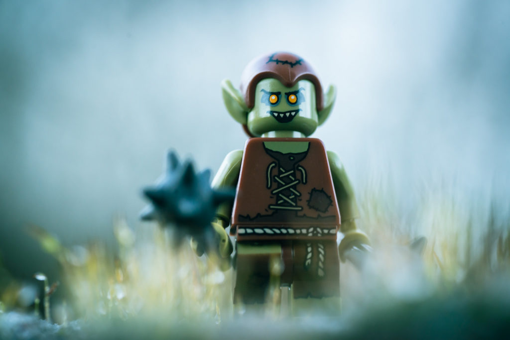 Brick Pic Of The Day Goblin