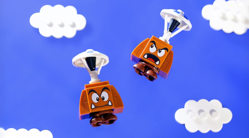 Brick Pic Of The Day Goomba Drop Featured