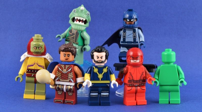 Brick Pic of the Day Guardians of the Globe featured