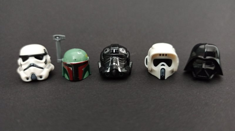 Brick Pic of the Day Helmet Collection featured