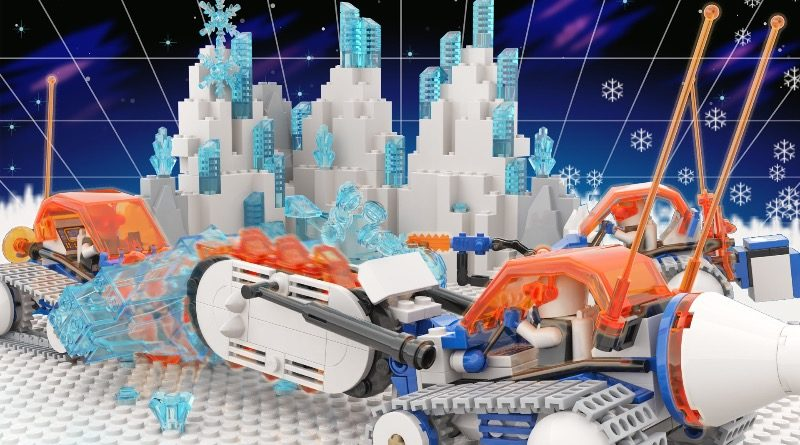 Brick Pic of the Day Ice Planet featured