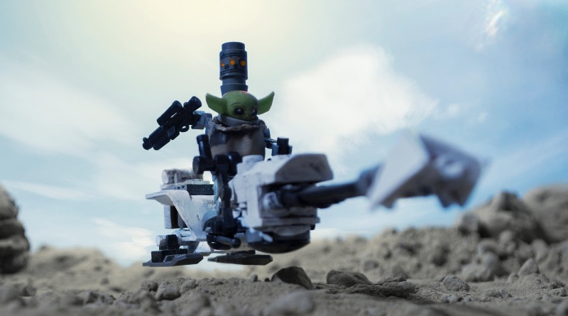 Brick Pic Of The Day Intergalactic Babysitting Featured