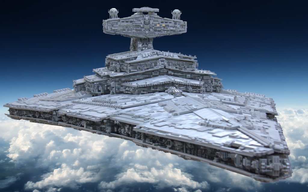 Brick Pic Of The Day LEGO Star Wars Star Destroyer