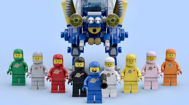 Brick Pic Of The Day Lunar Rainbow Featured