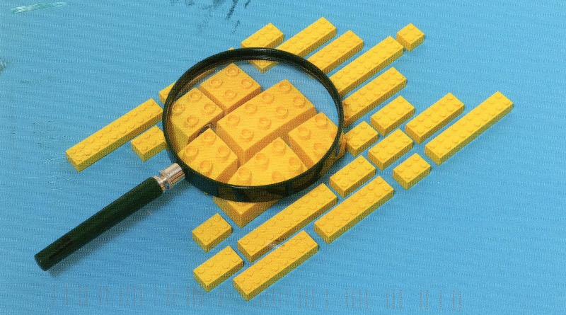 Brick Pic Of The Day Magnified Featured