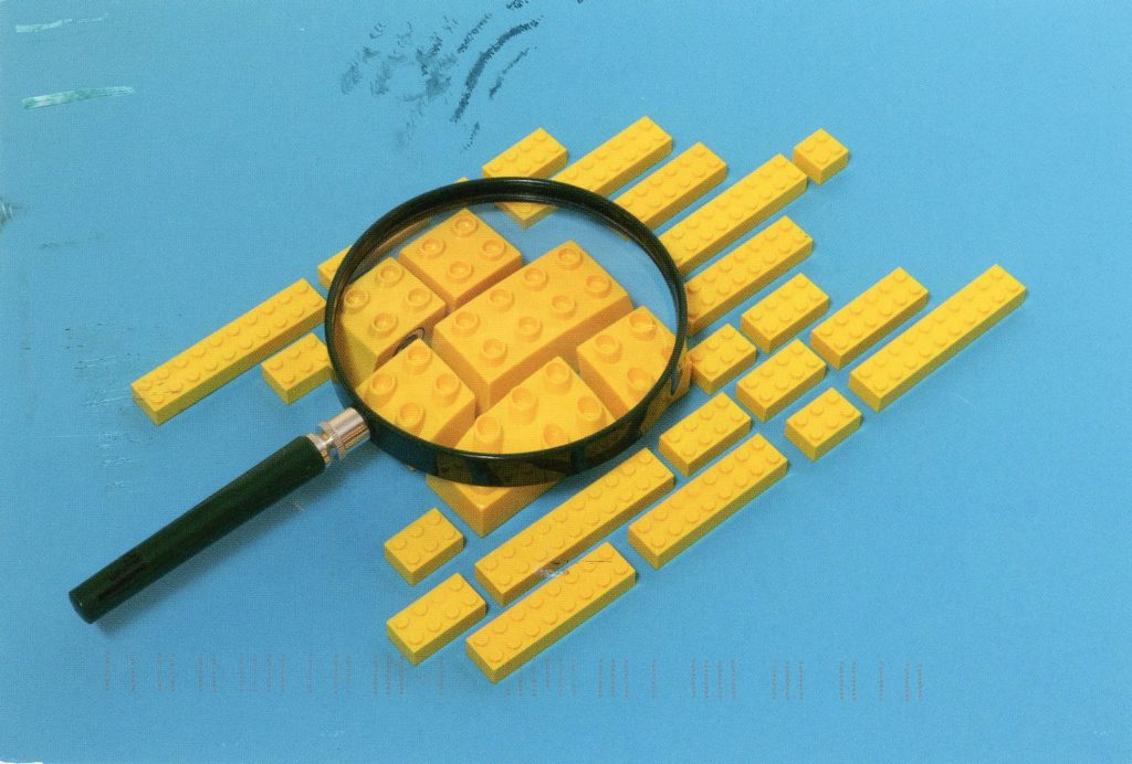 Brick Pic Of The Day Magnified