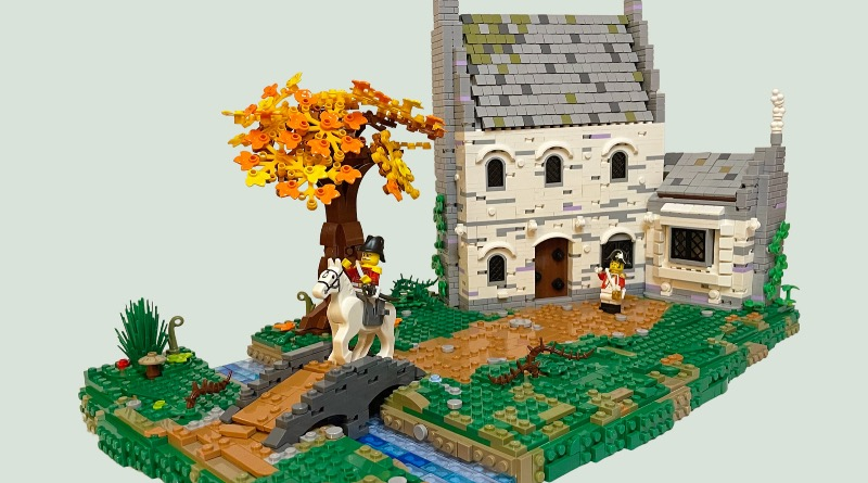 Brick Pic Of The Day Mayors House Featured