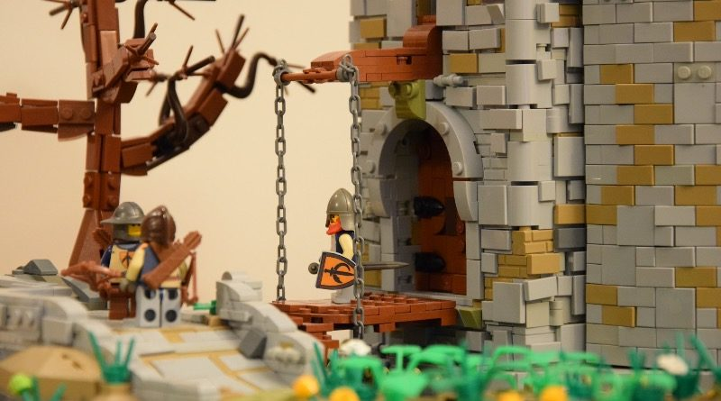 Brick Pic of the Day: Medieval life