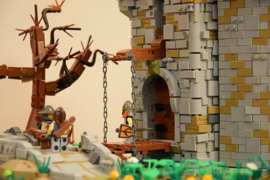 Brick Pic of the Day Medieval Life