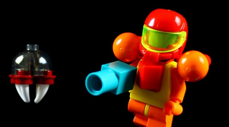 Brick Pic of the Day Metroid featured