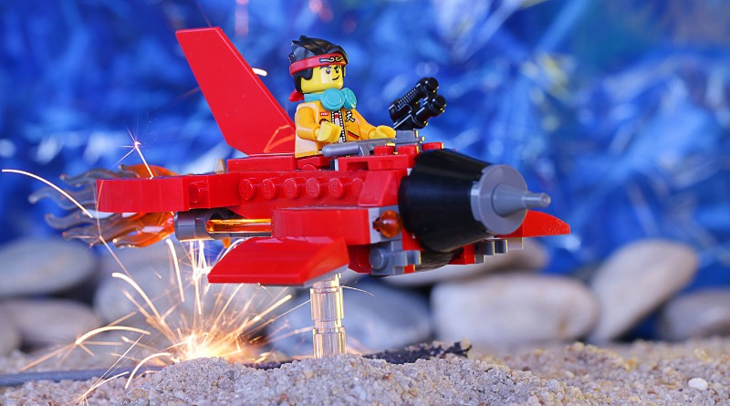 Brick Pic Of The Day Monkie Plane Featured