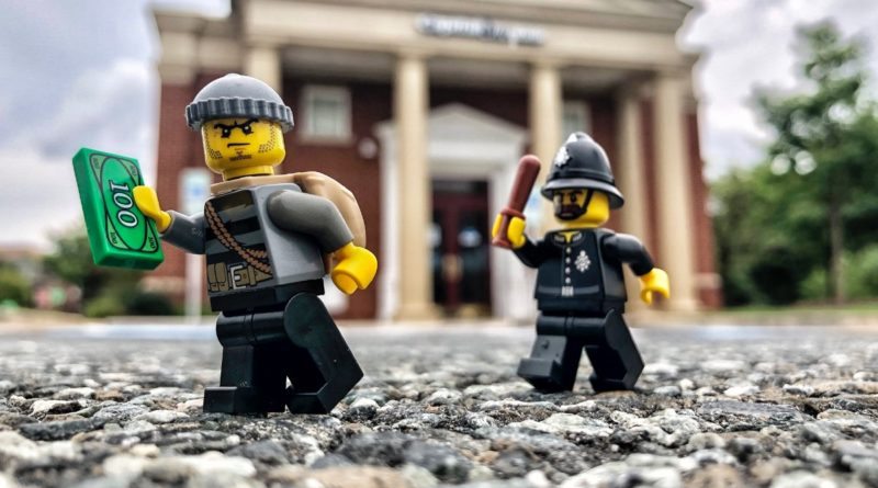 Brick Pic of the Day On the run featured