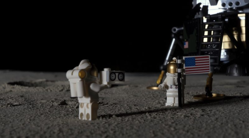 Brick Pic of the Day One giant leap for LEGO kind featured