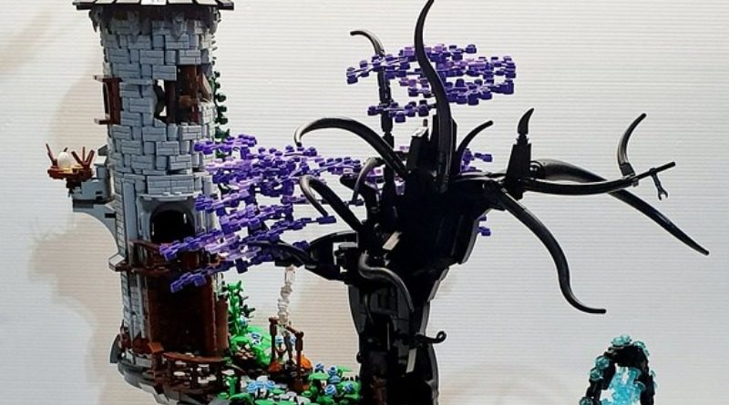 Brick Pic Of The Day Portal Of Mystery Featured 800x445