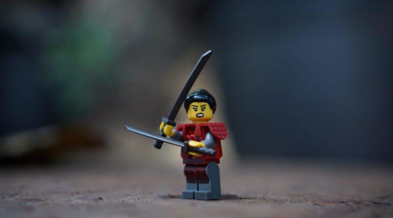 Brick Pic Of The Day Samurai 1 800x445