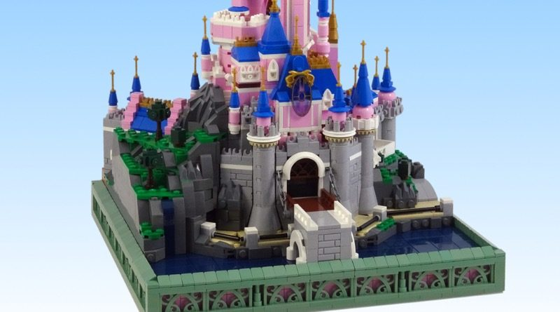 Brick Pic Of The Day Sleeping Beautys Castle Featured 800x445