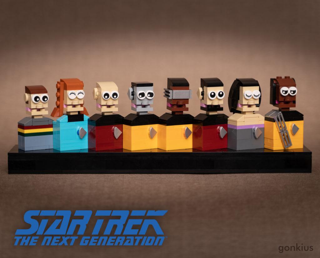 Brick Pic of the Day Star Trek