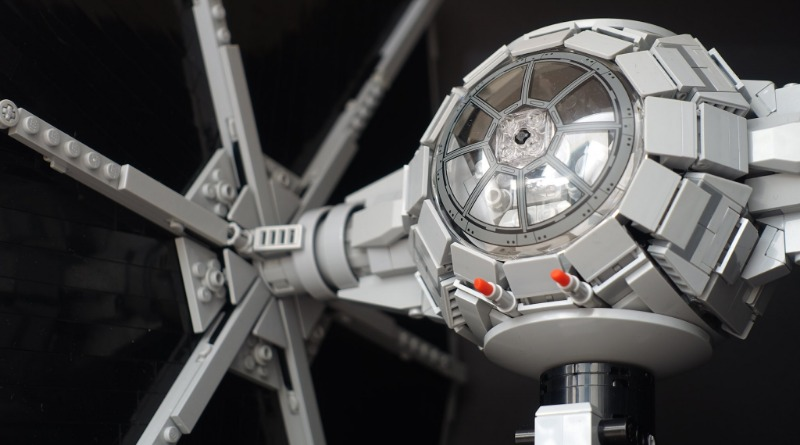 Brick Pic Of The Day TIE Fighter Featured