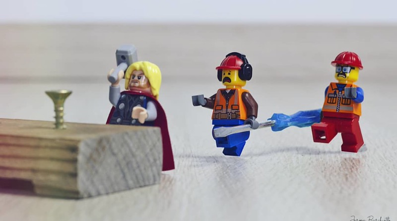 Brick Pic Of The Day The Wrong Tool For The Job Featured