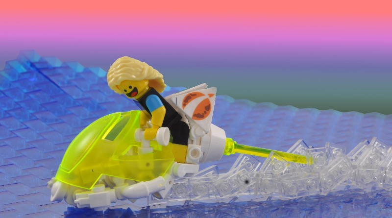 Brick Pic Of The Day Tropical Speeder Review