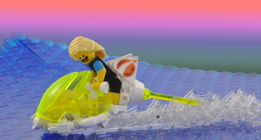 Brick Pic Of The Day Tropical Speeder