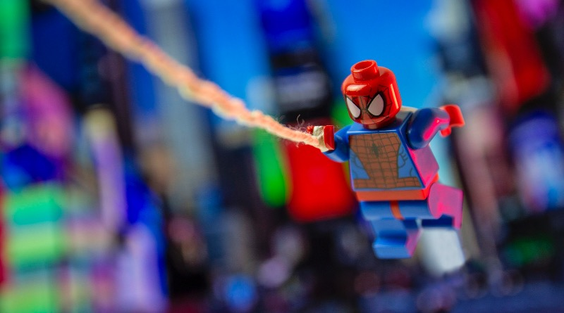 Brick Pic Of The Day Web Slinger Featured