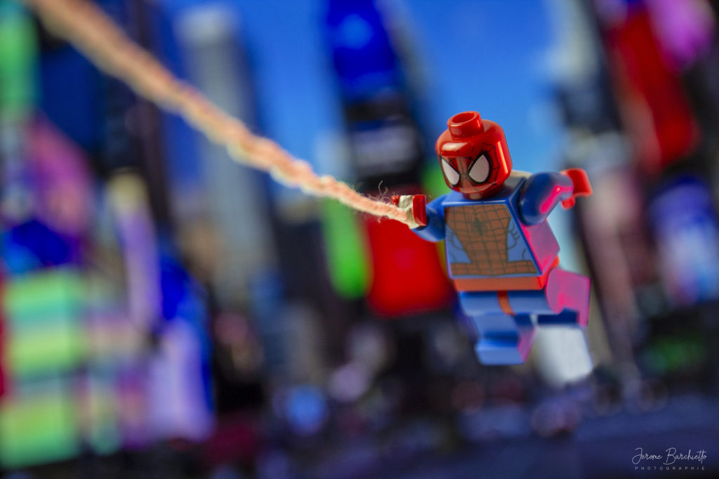 Brick Pic Of The Day Web Slinger